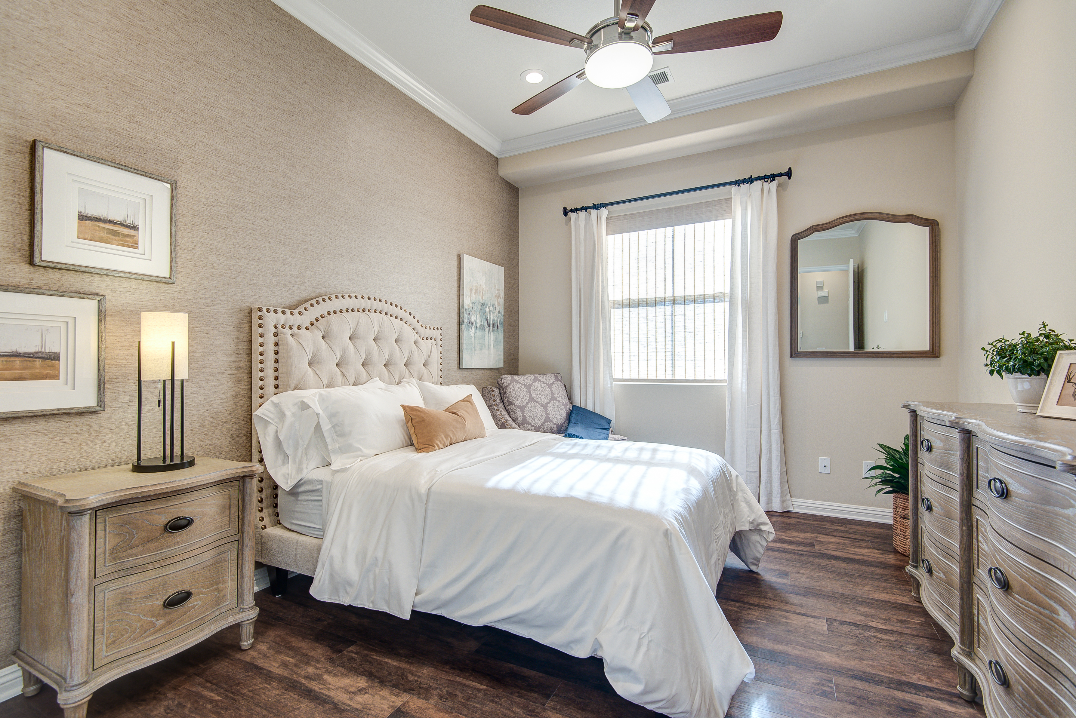 Bedroom 3a - Adagio San Juan Assisted Living Home