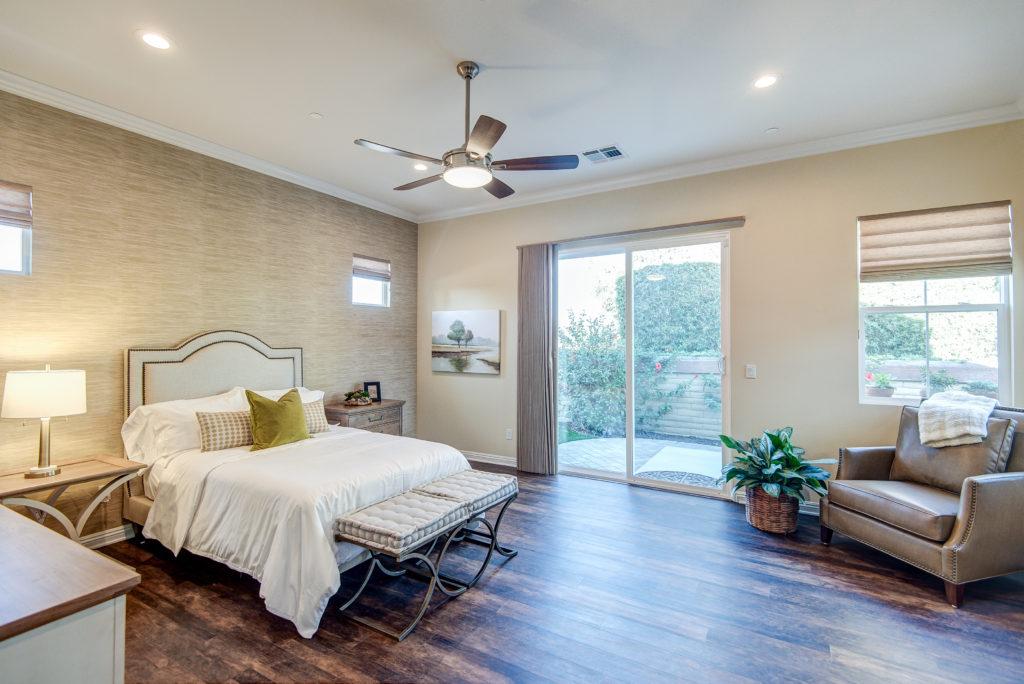 Bedroom 1 - Adagio San Juan Assisted Living Home