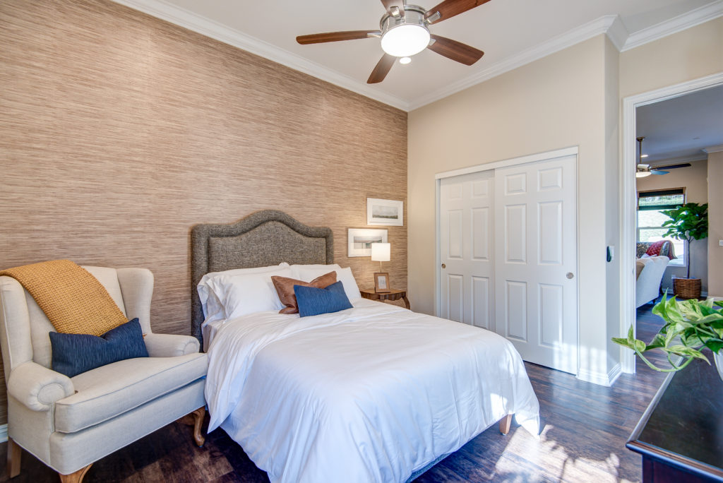 Bedroom 4a - Adagio San Juan Assisted Living Home